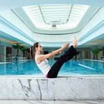 Yoga Class at The Peninsula Spa