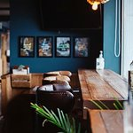 Cosy decor at The Working Boat