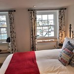 Newly enlarged Room 4 with extra new window and Harbour Views