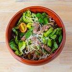 Healthy Greens: Thai Beef Salad