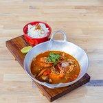 Soups: Tom Yam Goong