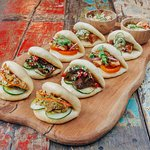 Steamed Buns - 8 pack