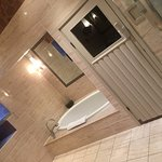 Sunken Bath and Sauna (Radcliffe Room)