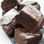 Delicious home made Chocolate Brownies