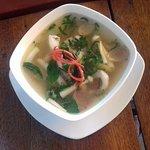 fish citrus soup