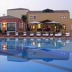 Club House e piscina