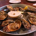 New Orleans Grilled Oysters