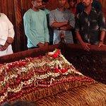 Tipu Sultan is buried here
