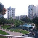 KLCC park - a 1km circuit