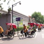 Day trip to Hutong by rikshow