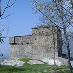 Sasso Corbaro Castle