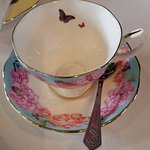 Tea at Blarney Woolen Mills