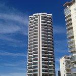 23 storey concrete sound conductor
