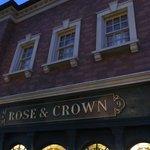 Rose & Crown exterior
