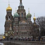 The Church of Our Savior on the Spilled Blood.