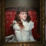 A John Singer Sargent painting that particulary caught my eye.