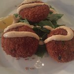 Crab cakes Delicious Appetizer