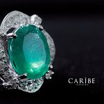 Colombian emeralds, Caribe emeralds