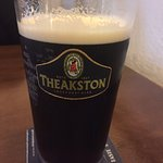And I found a new drink! Theakston Dark Smooth. Very nice...