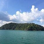 Arrivé en bateau sur Koh Phi Phi