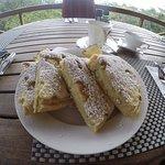 Vegan Banan Pancakes