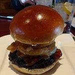 Miyagi-San burger