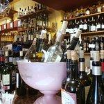 Gran variedad de vino