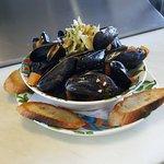 mussels gremolata