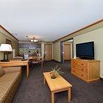 Bring your whole family along & book our Cabela® Suite. The perfect suite to take in Sidney cult