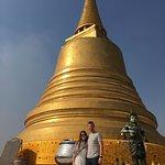 Wat Saket- Temple of the Golden Mountain