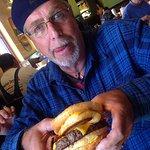 The Hillbilly Burger!