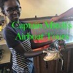 Foto de Capt Mitch's - Everglades Private Airboat Tours