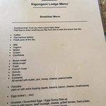 Foto de Kigongoni Lodge
