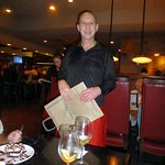 Todd, our server