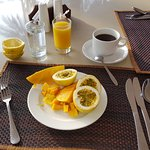 fruits petit déjeuner
