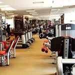 Gym on 7th floor