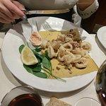 calamar frit exellent