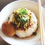Minced Pork on Rice