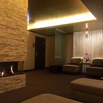 The relaxation room in the Spa.