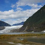 Photo of Mendenhall Glacier
