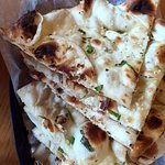 Great tasting naan