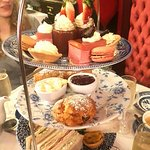 Afternoon Tea selection