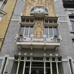 Edificios de Art Nouveau