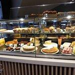 Paris McDonald dessert display