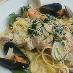 Deep Sea Linguine