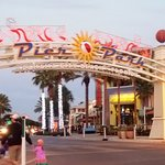 Pier Park Shopping and Dining