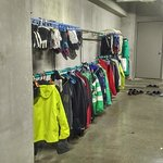 Gear drying room (2/2)