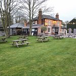 The Chequers Matching Green, Essex - Bar