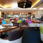 Breakfast Buffet at the Li Cafe at the Shangri-La Hotel, Guilin