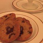 Warm cookies!
